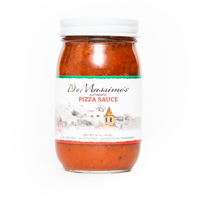 DeMassimo's Pizza Sauce